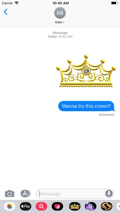点击获取Crown Royalty!