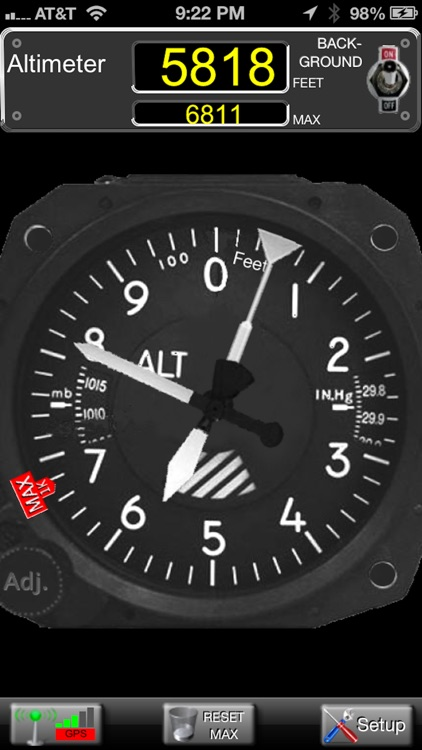 Aircraft Altimeter