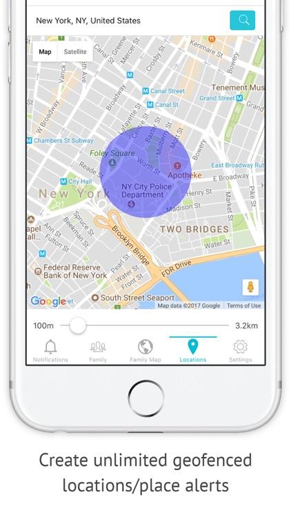 Family Locator - Phone Tracker screenshot-3