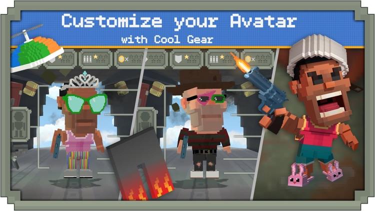 Guns Royale: Mobile Team PvP screenshot-4