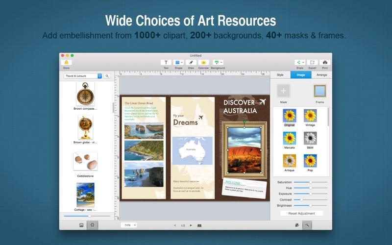 Publisher Plus review screenshots