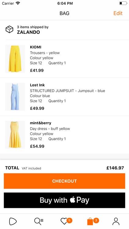Zalando – Fashion and Shopping screenshot-4