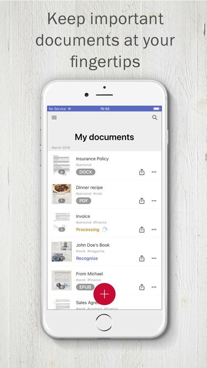 PDF Scanner app by FineScanner screenshot-5