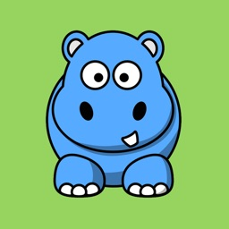 My Hippo Sticker Pack