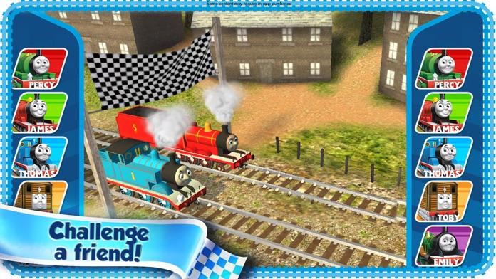 Thomas & Friends: Go Go Thomas Screenshot
