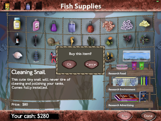 Fish Tycoon screenshot 8