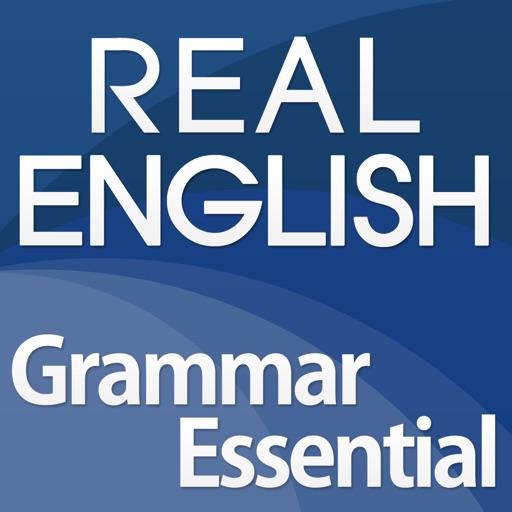 Real English Grammar Essential iOS App