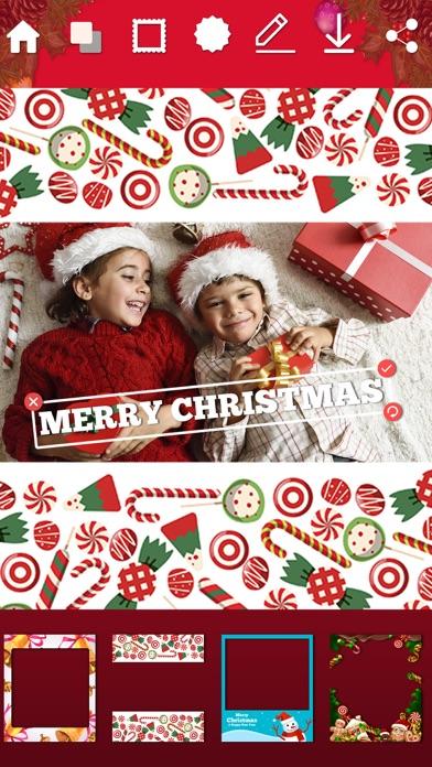 Marcos de Navidad - StickersCaptura de pantalla de4