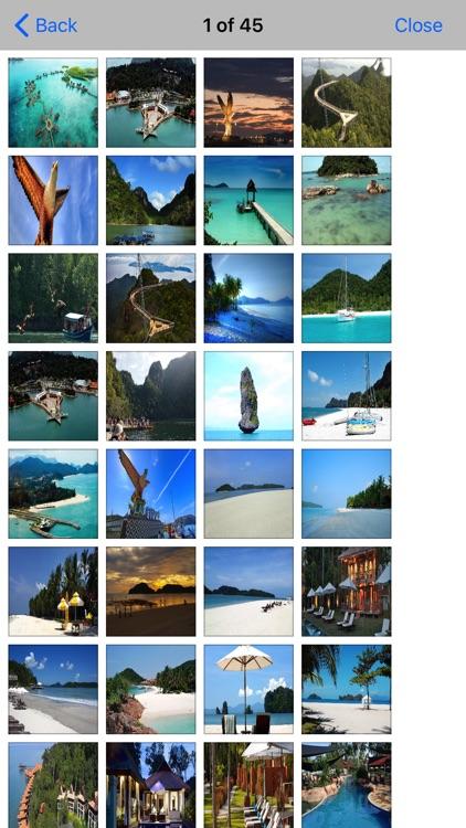 Langkawi Island Guide screenshot-4