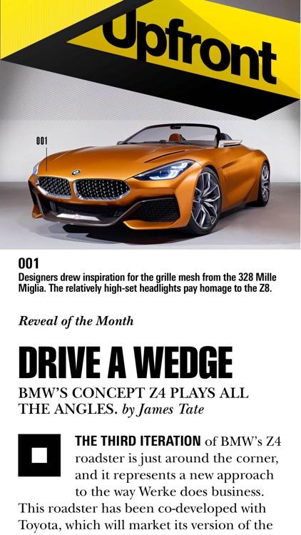 Car and Driver Magazine US screenshot-3