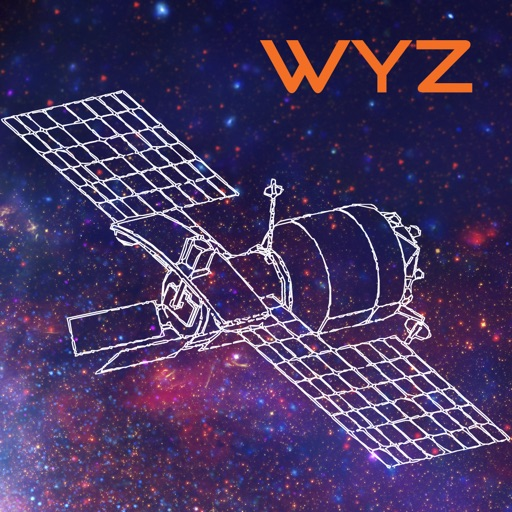 Wyz Explore Space free software for iPhone and iPad