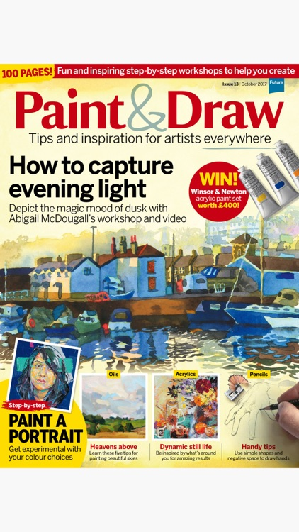 Paint & Draw: art techniques, tips and advice