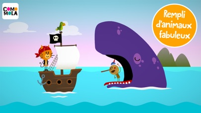 Screenshot #3 pour Comomola Pirates