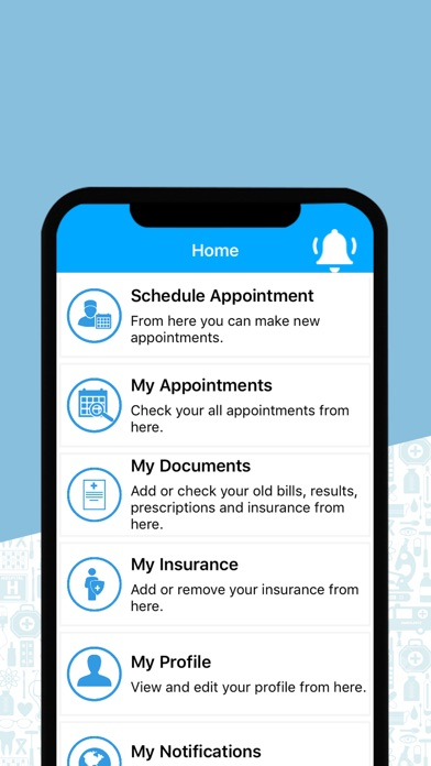 HealthxApp screenshot 2