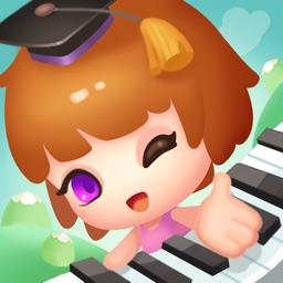 快乐钢琴陪练