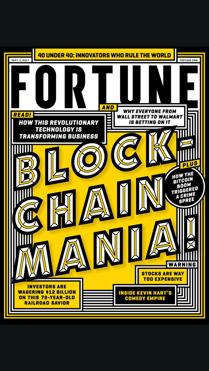 FORTUNE Magazine Screenshot