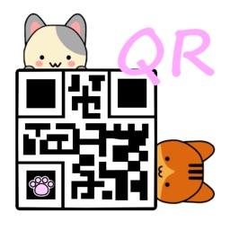 Kitten QR code reader