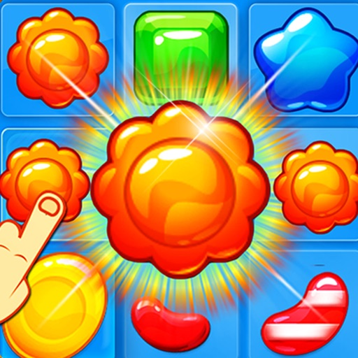 Jelly Crush Mania Match 3