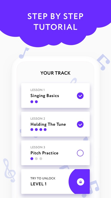 Sing Bot: Learn to sing screenshot-1