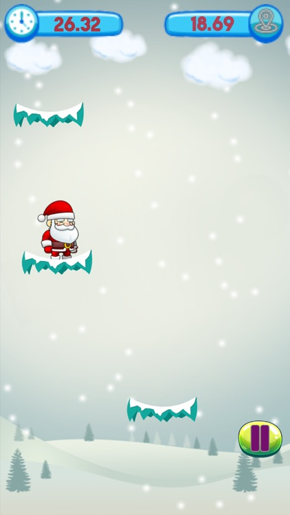 Santa Fly Christmas screenshot-1