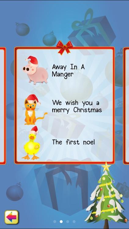 Christmas Carols-Farm Karaoke screenshot-3