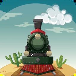 Unblock Train: Slide Puzzle