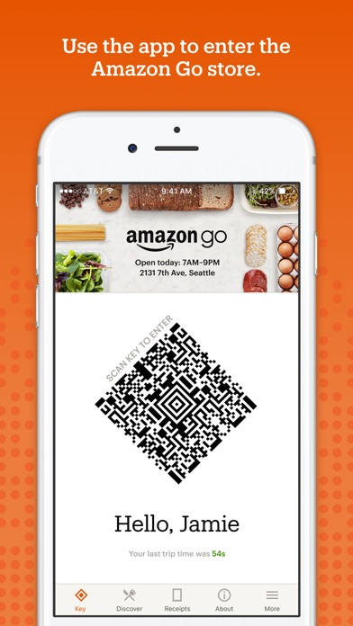 Amazon Go screenshot 1