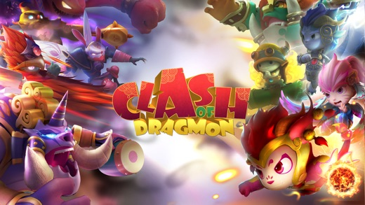 Clash of Dragon: Pocket Battle Screenshot