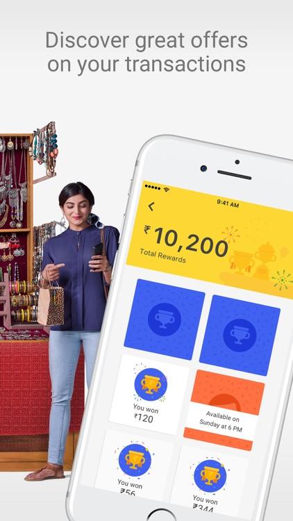Tez - a payments app by Google screenshot-3