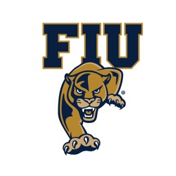 FIU Panthers Animated+Stickers for iMessage