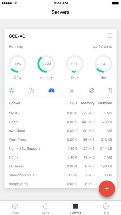 HyperApp - Docker Automation & SSH Terminal