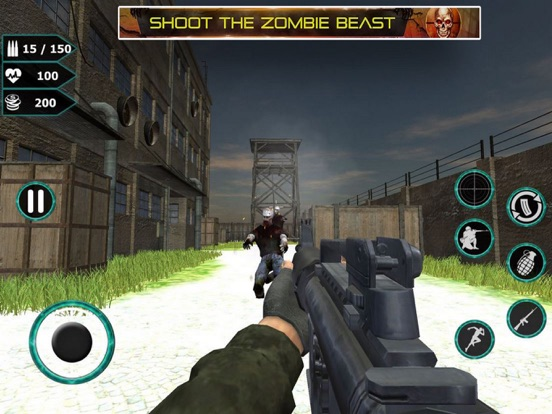 Frontier Survival: Z Killer screenshot 4