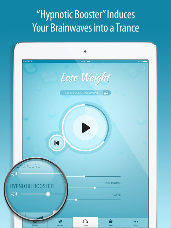 Screenshot #6 pour Weight Loss Hypnosis PRO