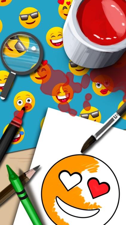 Emoji Coloring Book By Bonifacio Melero