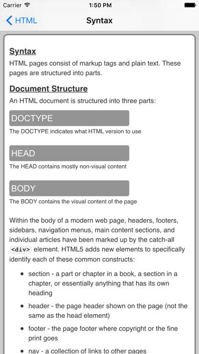HTML Pro Quick Guideのおすすめ画像3