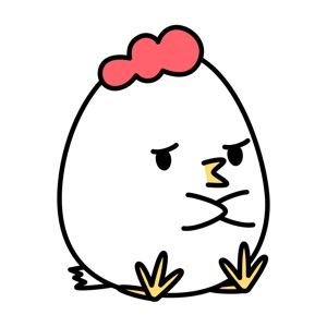 Grumpy Chicken and Friends