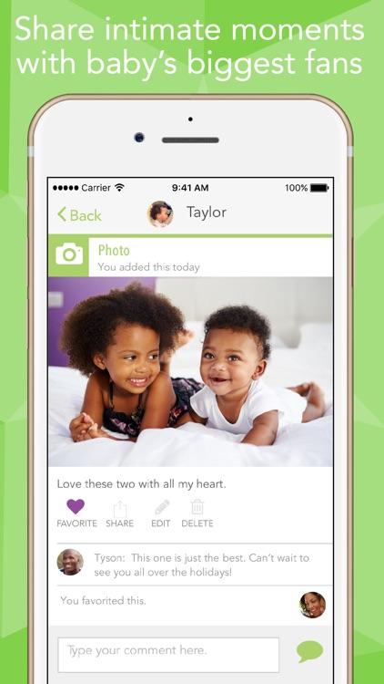 Ovia Baby Development Tracker screenshot-4