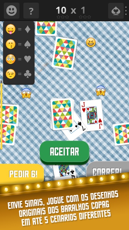 Truco - Copag Play screenshot-3