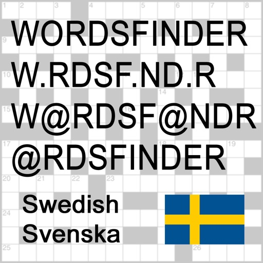 Svenska  Words Finder PRO