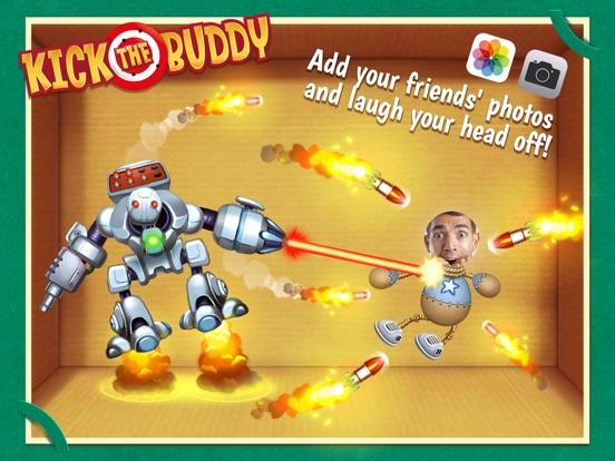 Kick the Buddy screenshot 8