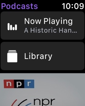 Apple Podcasts screenshot 13