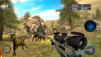Deer Hunter 2017 Pro: Wild Sniper Shooter Spiel 3DScreenshot von 3