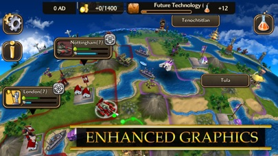 Screenshot #6 for Civilization Revolution 2