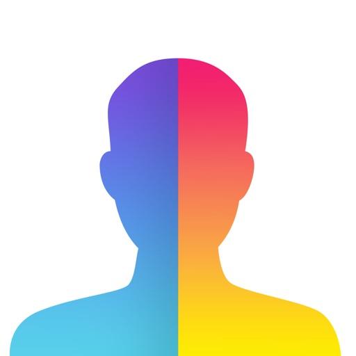 FaceApp: Neural Face Magic application logo