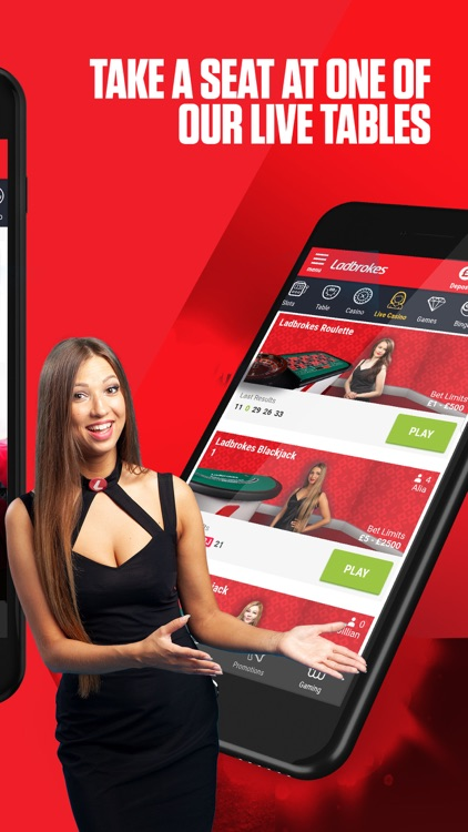 Ladbrokes Casino & Games screenshot-4