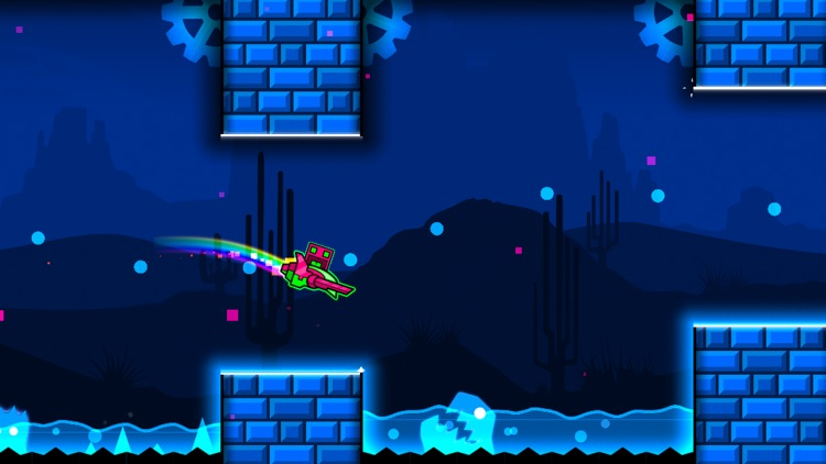 Geometry Dash SubZero screenshot-4