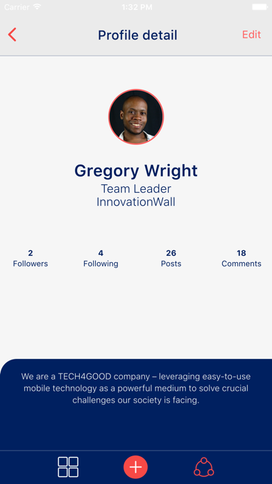 InnovationWall screenshot four