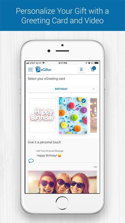 eGifter – Online Gift Cards screenshot-3