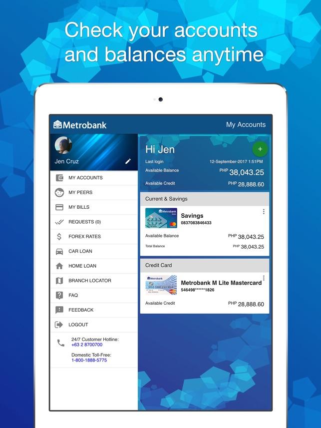 Metrobank Mobile Banking on the App Store