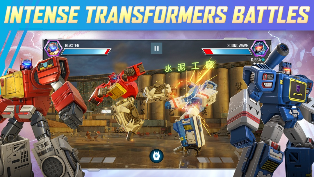 TRANSFORMERS: Forged to Fight Online Hack Tool